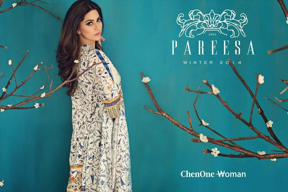 Chen One Winter Dress Collection 2015