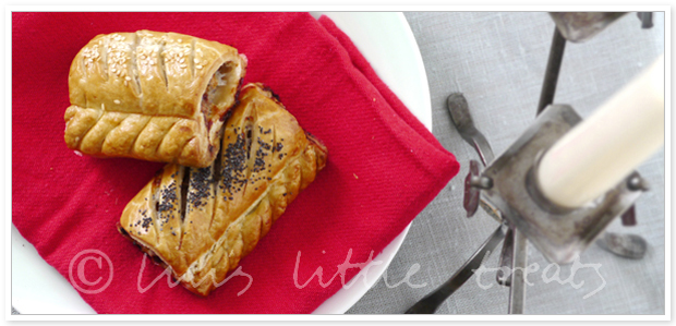 sausage rolls, korv, inbakad korv, christmas, jul, recept, recipe, december