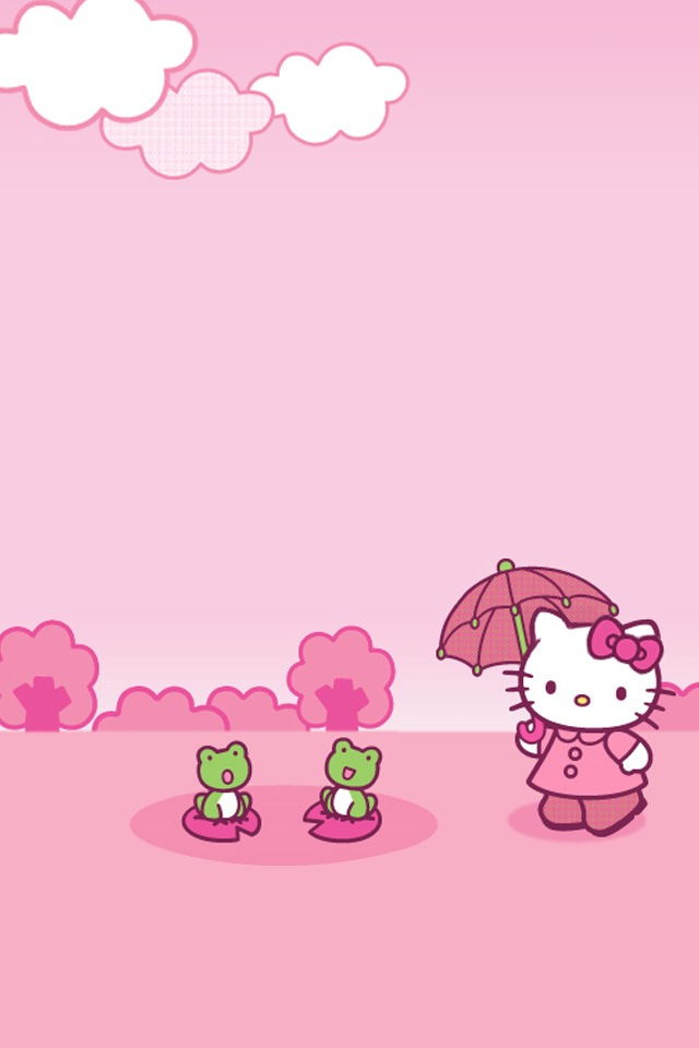 Hello kitty iphone wallpapers hello kitty forever - Hello kitty image ...