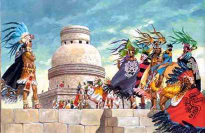 culturas mayas,en Mexico