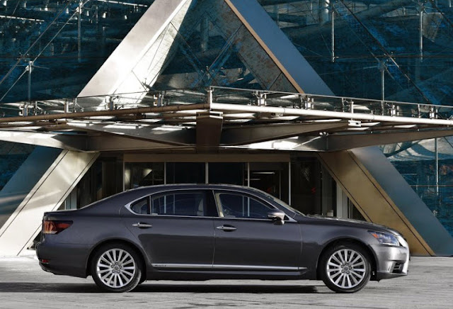 Sophisticated Cars: Lexus LS EU-Version (2013)
