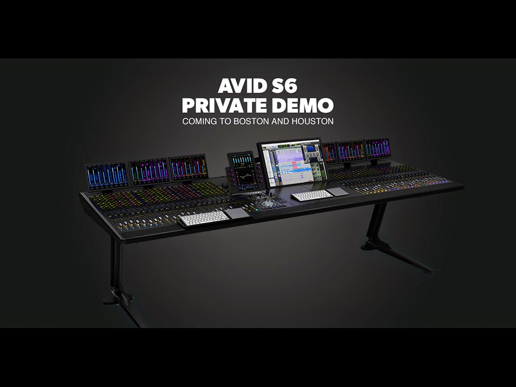 Gc Pro Guitar Center Professional Division Avid S6 Events Coming