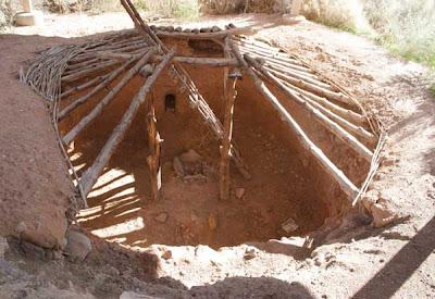 Artwife Needs A Life Visiting Anasazi State Park