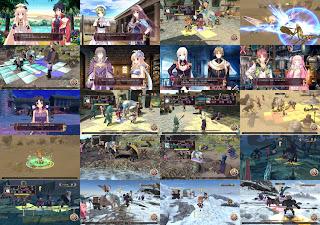 tears to tiara ii haoh no matsuei screen 3 Tears to Tiara II: Haoh no Matsuei (PS3)   Logo, Box Art, Artwork, Screenshots, & Opening Movie