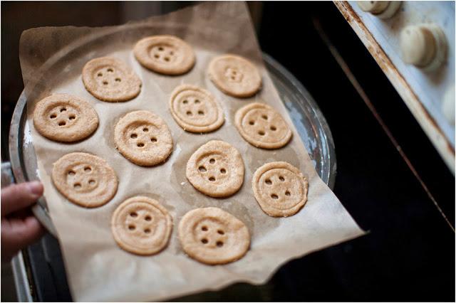 имбирное печенье ставим в духовку