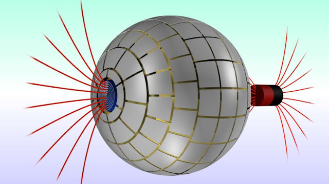 magnetic wormhole device created at UAB