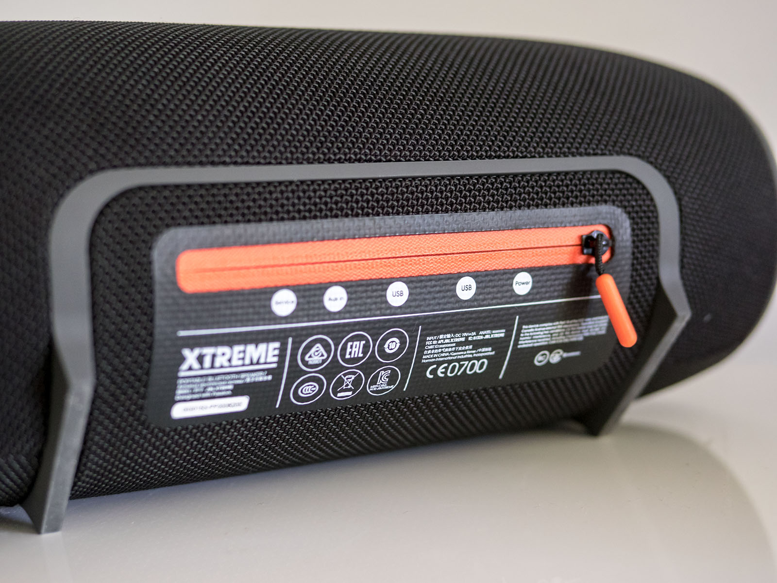 School bag riddim zip - The Battery Indicator Migrated To The Front At The Bottom Now So At Least You Don T Need To Turn The Speaker Around To Check Battery Status And Unlike The