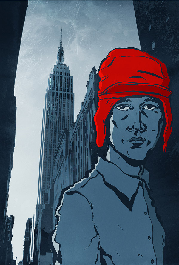 a look at the protagonist holden caulfield in the catcher in the rye Contrast the protagonist found in it and holden caufield after doing so, look at holden which symptoms does he exhibit use evidence from the story to create a diagnosis of holden requirements: situations that occur with the caulfield's in the catcher in the rye.
