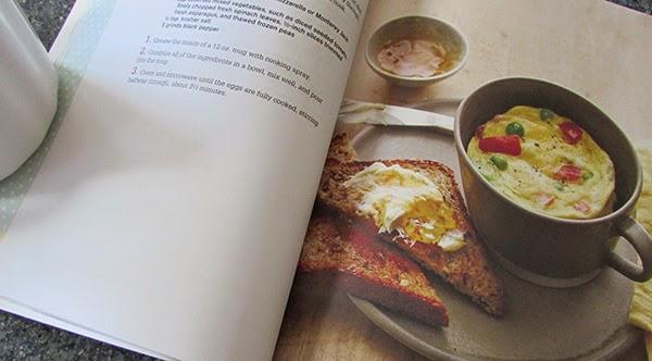 Mug meals book