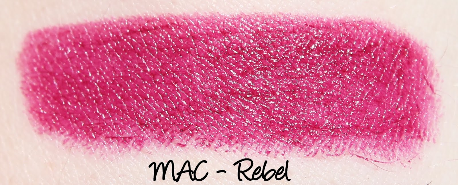 MAC Heirloom Mix Lipsticks - Rebel Swatches & Review