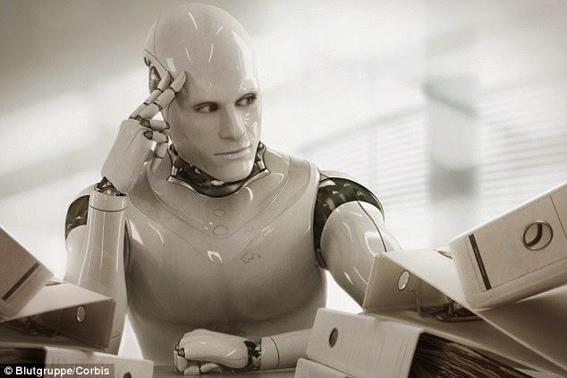 Robots Take Over Humans
