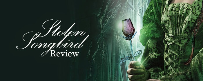Review: Stolen Songbird by Danielle Jensen