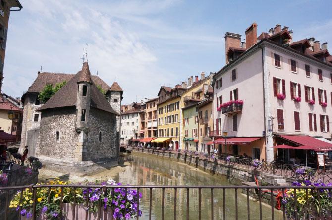 Annecy, Venise des Alpes