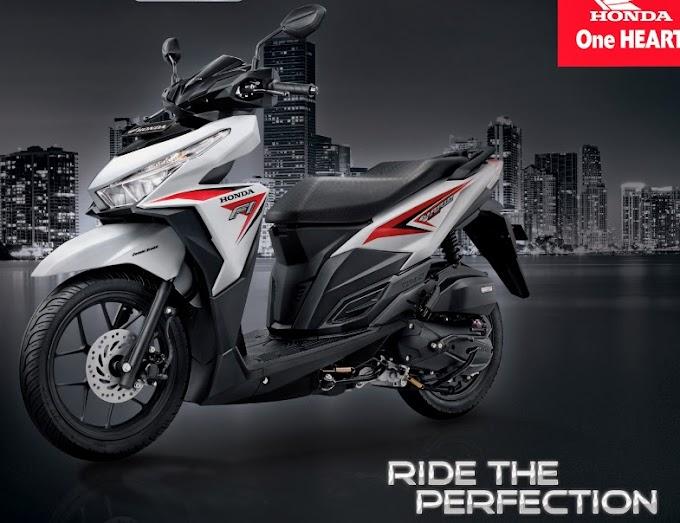 Pilihan Warna Honda Vario 125 eSP 2015
