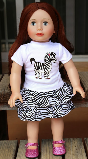Trendy American Girl Clothes