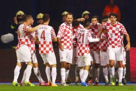 Kamerun vs Kroasia