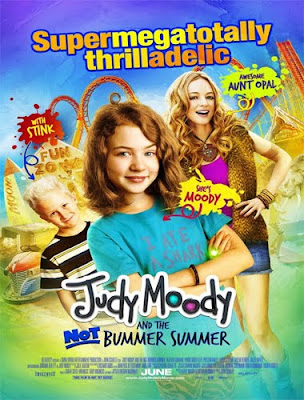 Ver Judy Moody and the Not Bummer  Película (2011)