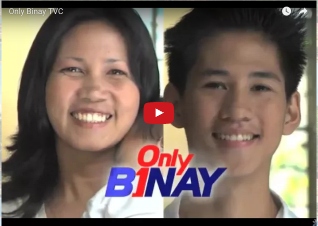 Only Binay