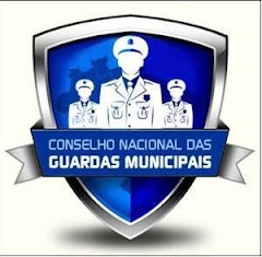 Site do Conselho Nacional das Guardas Municipais