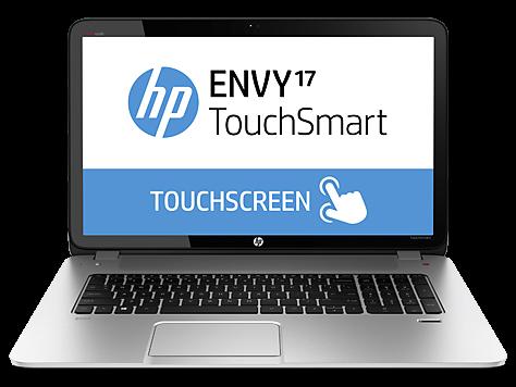 HP Envy 17 Touchsmart