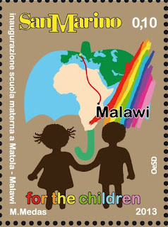 San Marino: Inauguration of the nursery school in Malawi-Matola - www.aasfn.sm