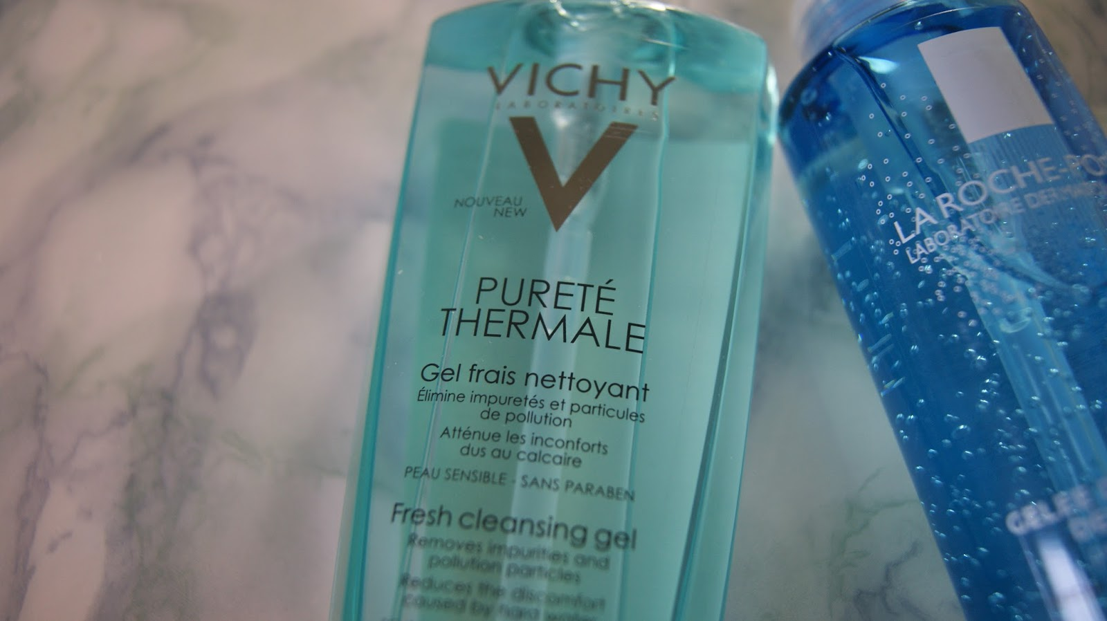how to use vichy thermal spa water spray