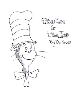 Dr Seuss Coloring Pages Free Printable Coloring