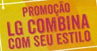 Promoção LG Combina com seu Estilo www.lgcombina.com.br