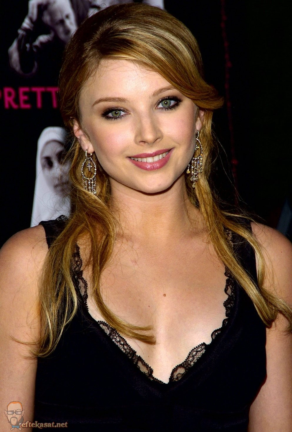 calvin 39 s canadian cave of coolness women we love at the cave elisabeth harnois of csi. Black Bedroom Furniture Sets. Home Design Ideas