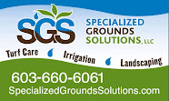 Lawn Care, Athletics & Irrigation