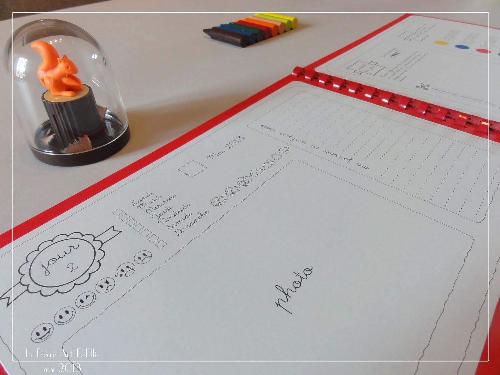 le r cr art delfie son premier cahier de vacances. Black Bedroom Furniture Sets. Home Design Ideas