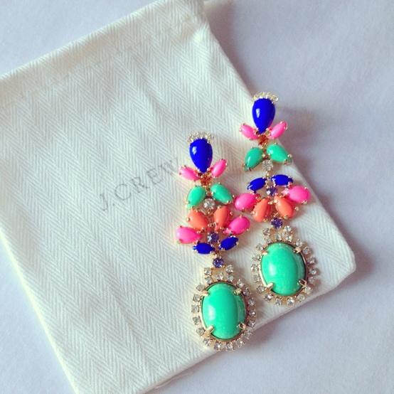 J.Crew earring