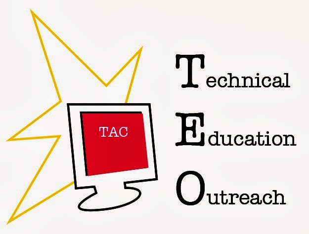 Technical Education and Outreach logo.