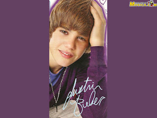 Purple wallpapers of JB