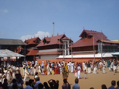 Krishna Temple Guruvayur