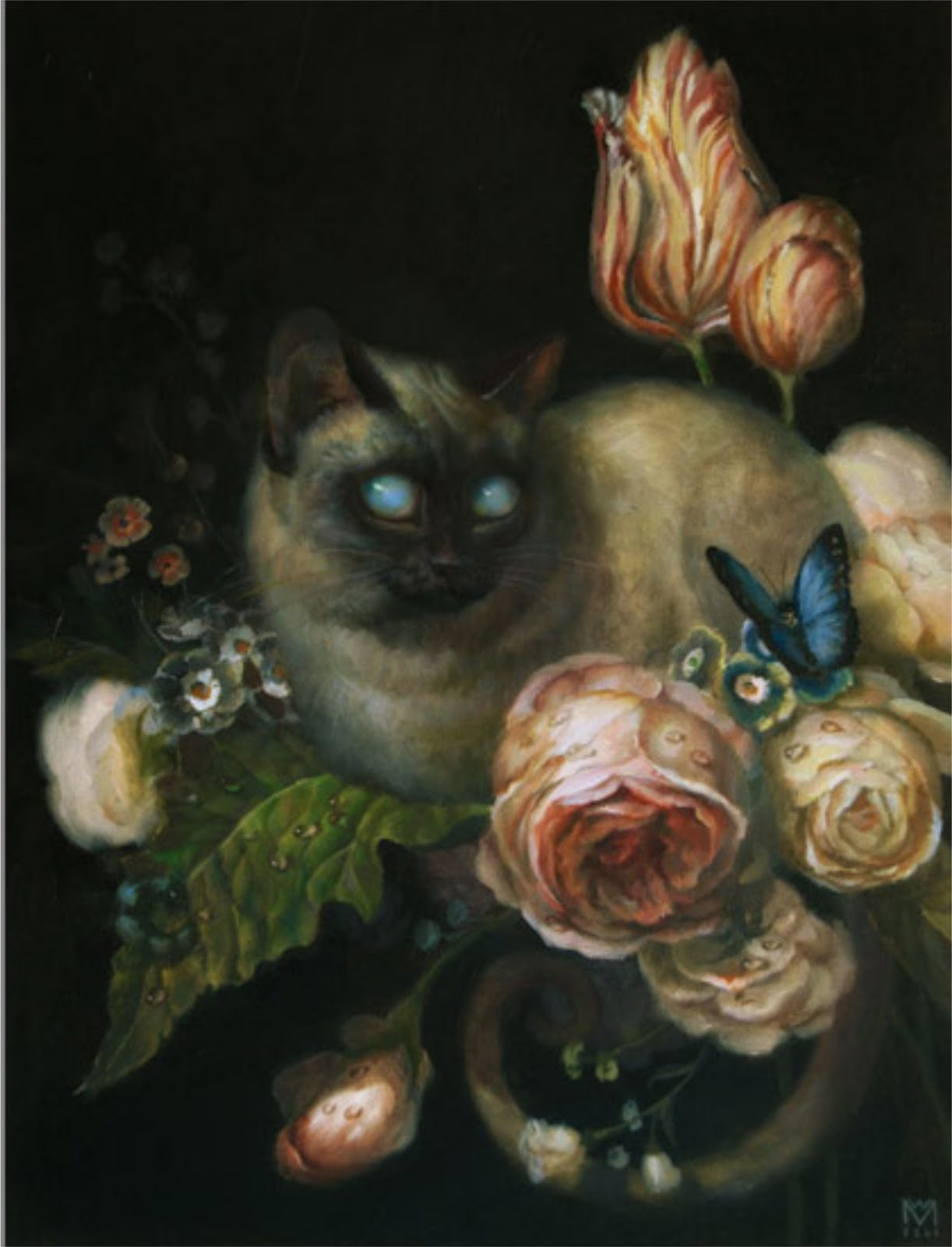 martin wittfooth blindness