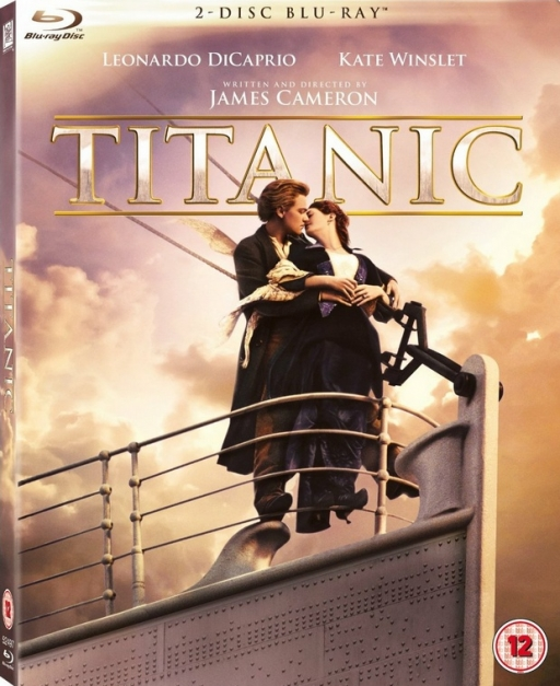 Titanic (1997) 720p BRRip Open Matte 2.3GB mkv Dual Audio AC3 5.1 ch