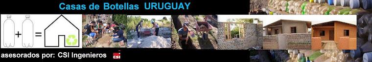 Casas de Botellas - Uruguay