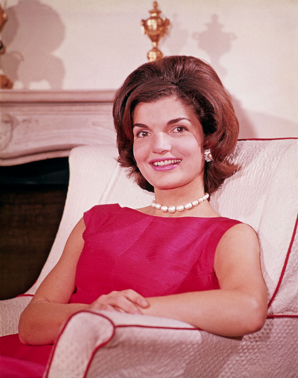 Jackie Kennedy in 1960