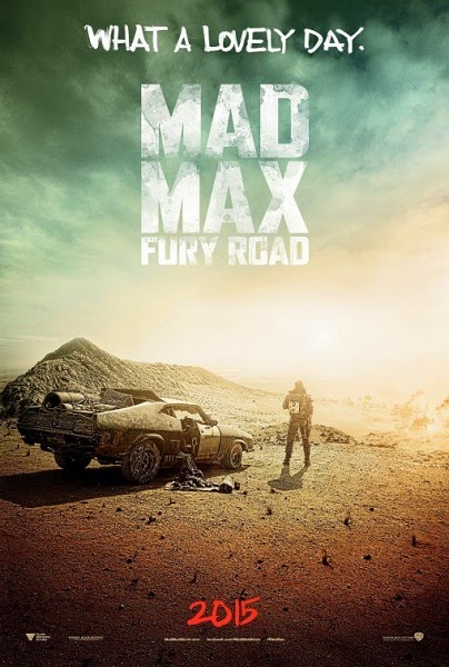 Film Mad Max: Fury Road 2015 Bioskop