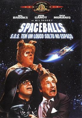 Spaceballs: S.O.S. Tem Um Louco Solto No Espaço - DVDRip Dublado
