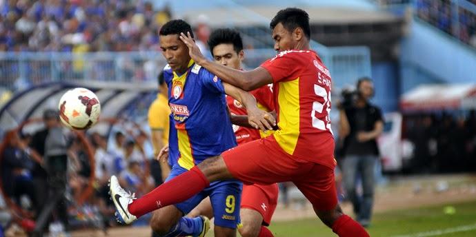 """""""Aroma Panas Di Stadion Haji Agus Salim"""""""