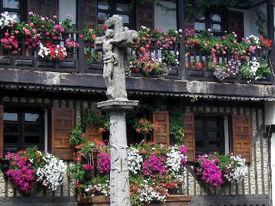 Vive la alberca con nosotros programa semana santa 2012 for Imagenes de la alberca salamanca