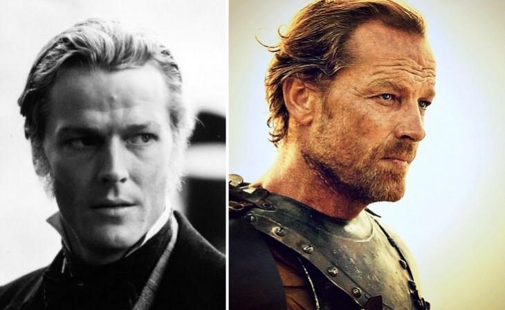 Iain Glen (Ser Jorah Mormont)