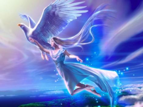 leteći andjeo