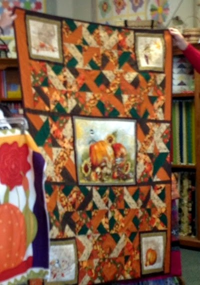 Attic Window Quilt Shop All Kinds Of Quilts At Show N Tell