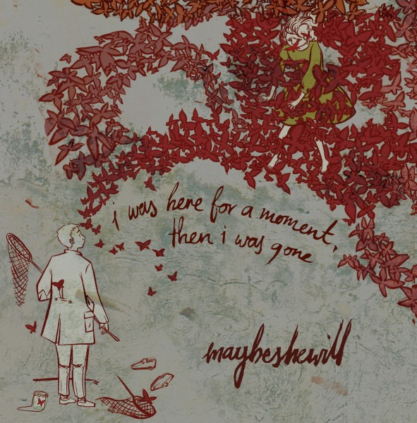 Review Maybeshewill - I Was Here For A Moment, Then I Was Gone (2011)