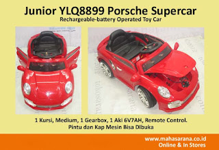 New Arrival: Pliko Q7 Audi Bluetooth and Junior YLQ8899 Porsche Supercar Toy Car