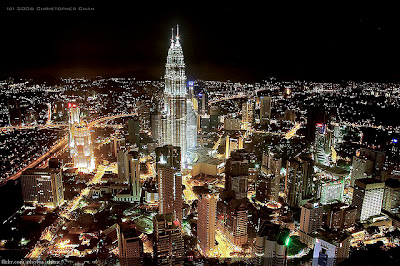 Kuala Lumpur 10 Bandar Paling Berbahaya
