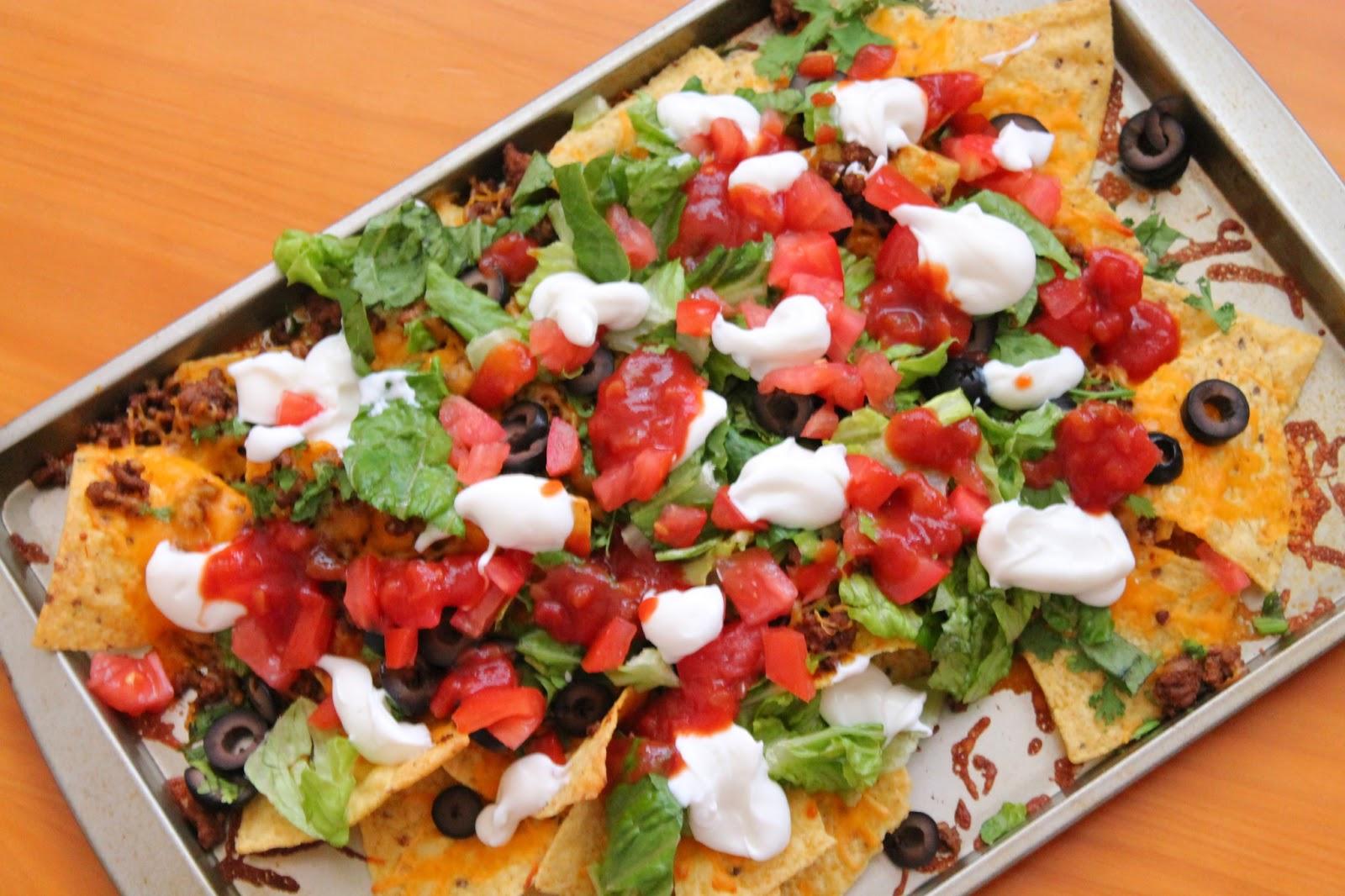 how to make really good nachos